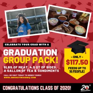 graduation catering, graduation party