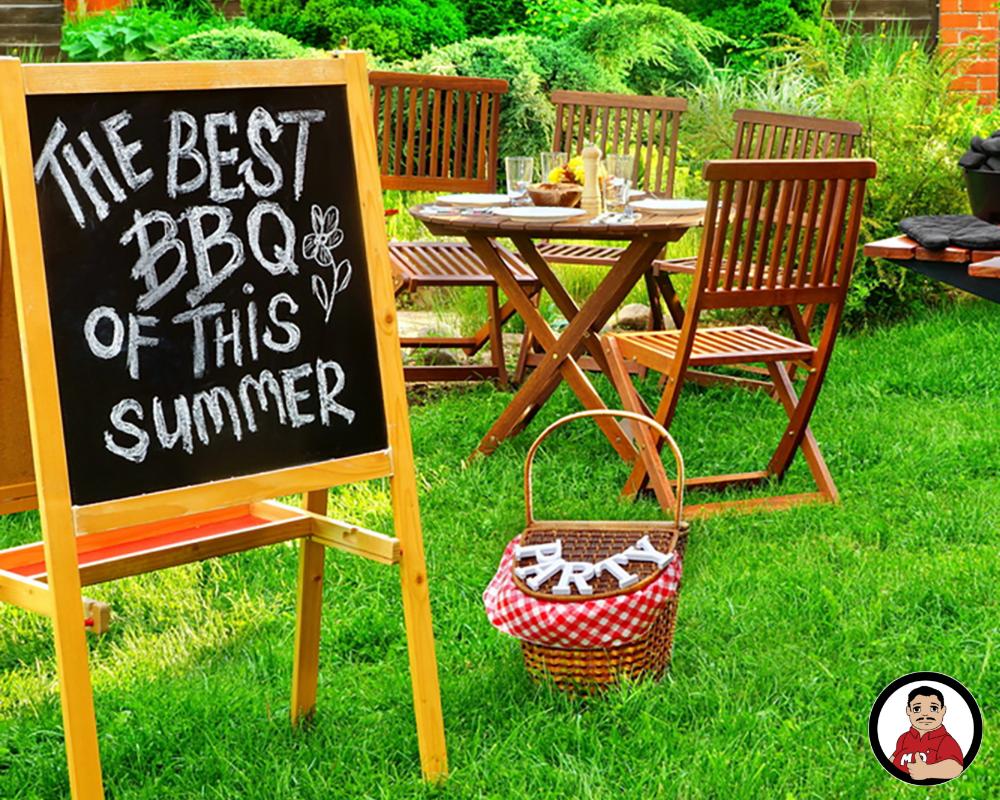 Summer Ideas, Backyard Party Ideas