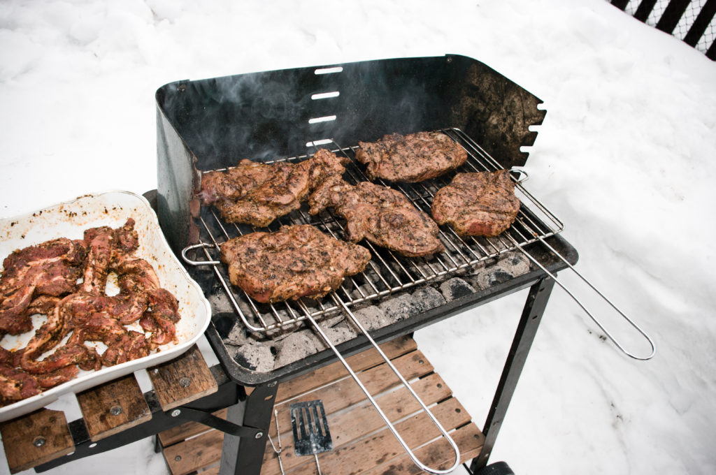 winter grilling, bbqing tips, winter grilling tips