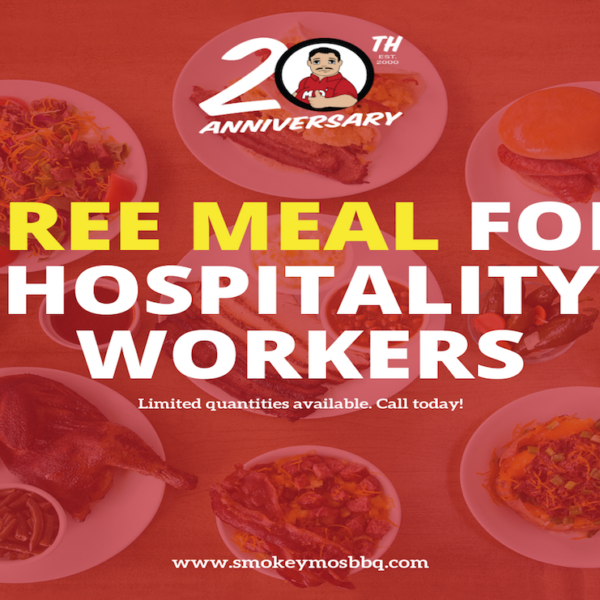 Smokey Mo's, Hospitality Day, Coronavirus, San Antonio Impact