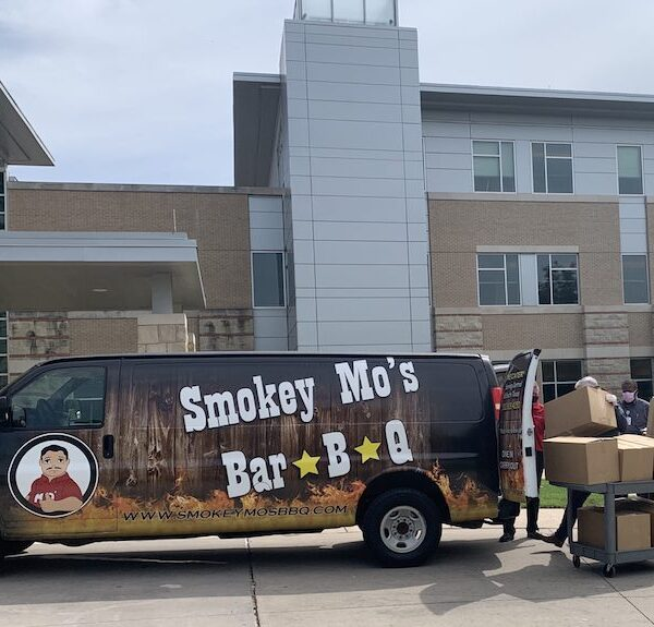 Smokey Mo's BBQ, COVID-19, Giving Back Campaign