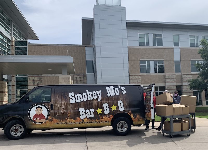 Smokey Mo's BBQ, COVID-19, Giving Back Campaign
