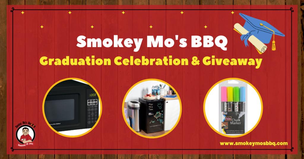 Smokey Mo's BBQ, Graduation