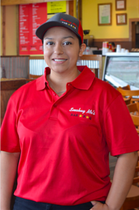 BreeAnna Alba - Manager at Smokey Mo's BBQ