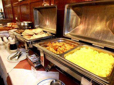 Hot Breakfast Daily Leo House NYC