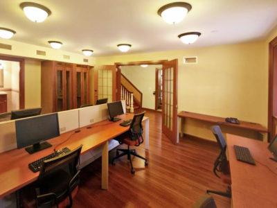 The Leo House Business Center