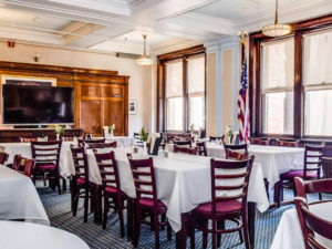 Business Amenities Banquet Room
