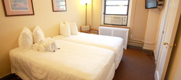 Standard Room 2 Twin Beds