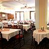Dining Room Leo House NYC Hotel