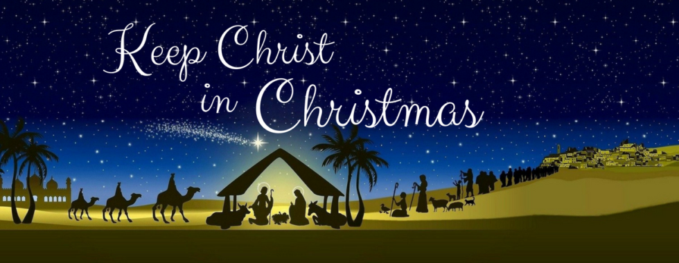 Christ In Christmas.Keep Christ In Christmas Remembering Jesus At Christmastime