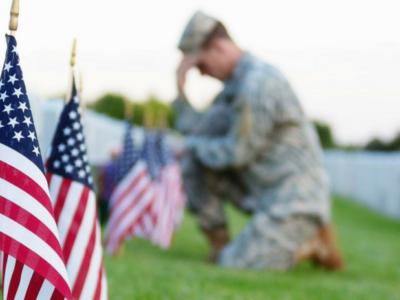 A Prayer for Veterans Day 2017