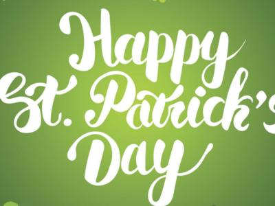 Saint Patrick's Day Blessing