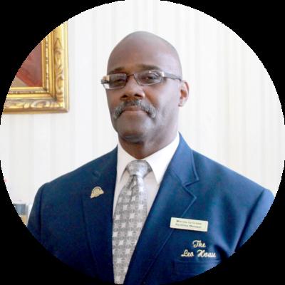 Leo House Facilities Director Warren