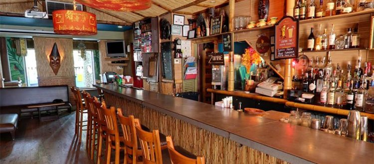 Tiki Bar Zombie Hut NYC