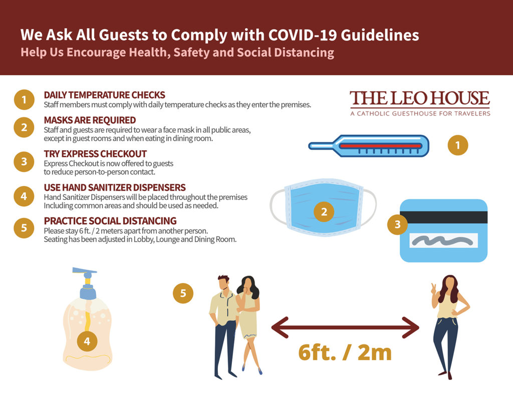 Covid-19 Social Distancing Guidelines NYC Hotels