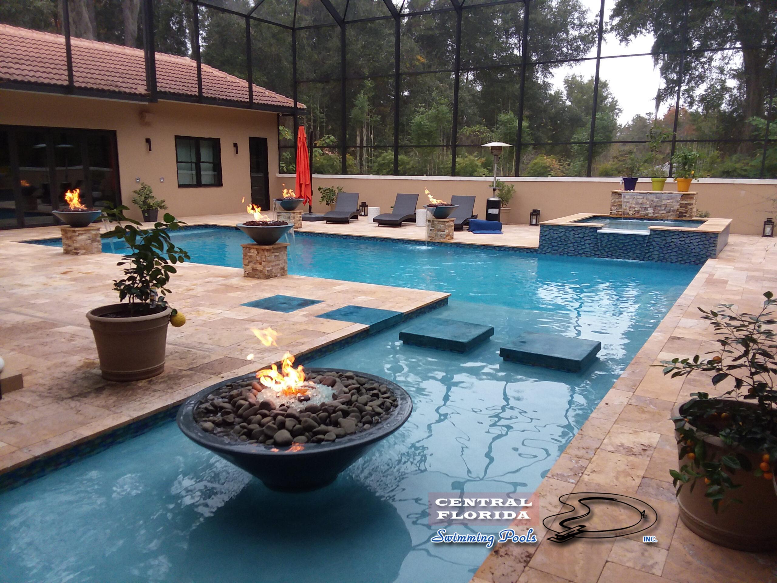Ocala Fl Swimming Pool Contractor