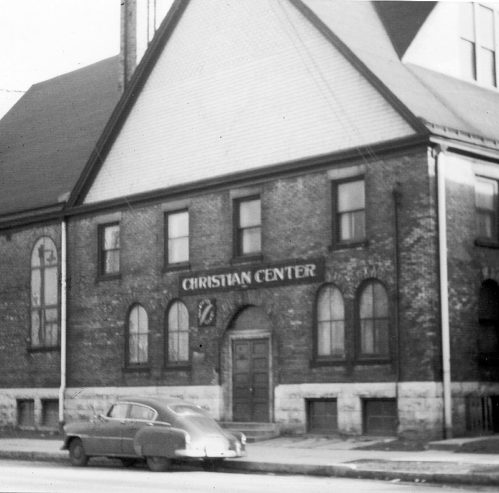 Milwaukee Christian Center Vintage Photo