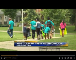 Neighborhood Clean Up