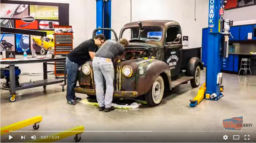 Built Ford Tough: A Flathead V-8 Rebuild Time-lapse