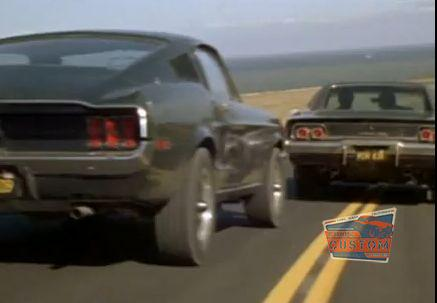 Great Video Of Movie Car Chases