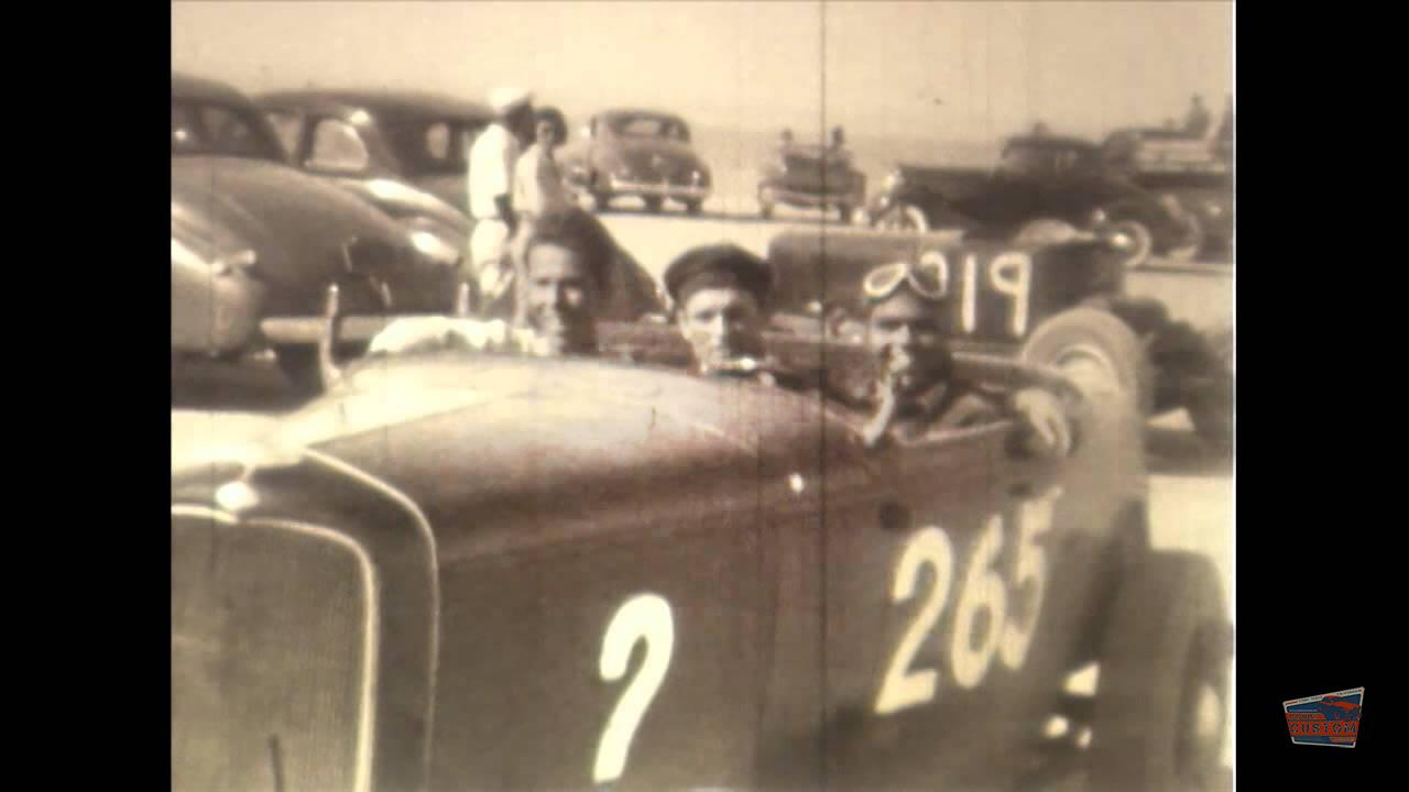 Prewar Dry Lakes Hot Rod Racing in 8mm