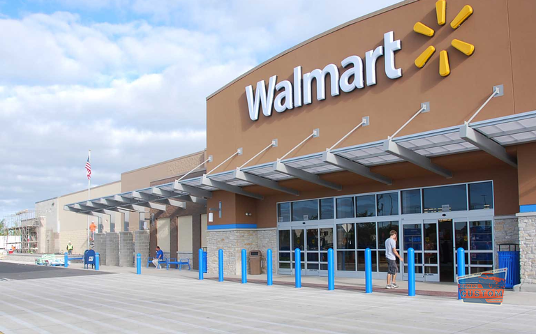 Man Houses His Car Collection In Old Wal*Mart Building