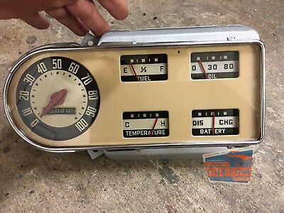 1948-50 Truck Ford Gauge Kits