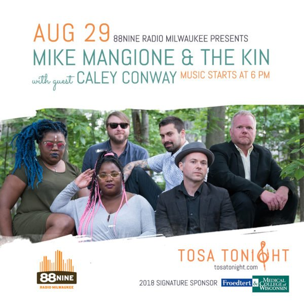 Mike Mangione & The Kin with Caley Conway