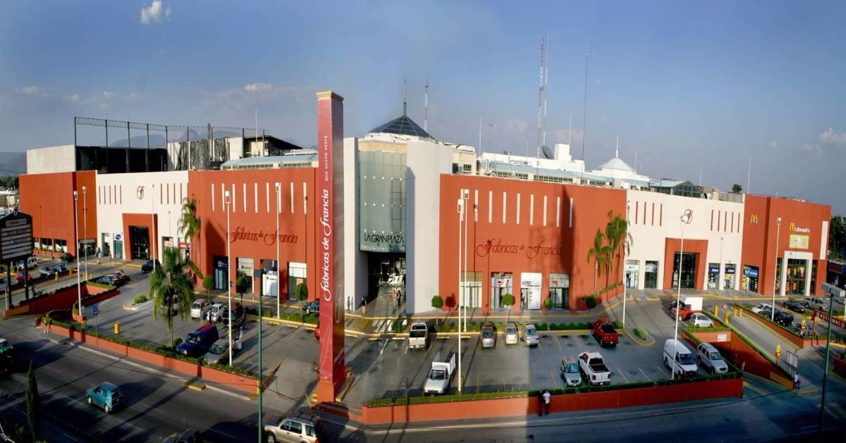Publicidad en la Gran Plaza León