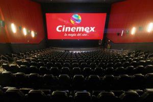 Reapertura Cinemex