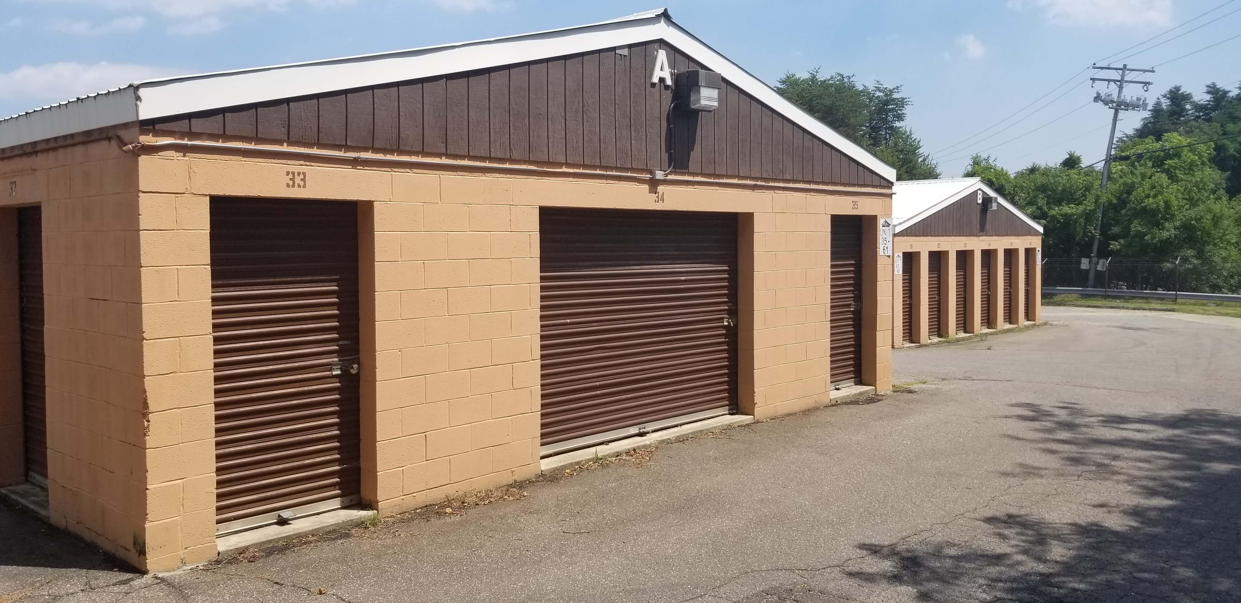 Self Storage Near Me - Millersville Severna Park Gambrills