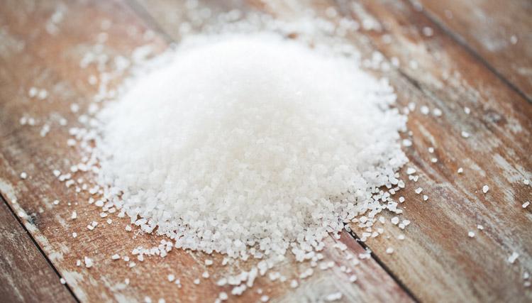 processed salt