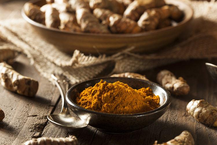 the health benefits of turmeric