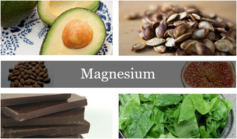 signs of a magnesium deficiency