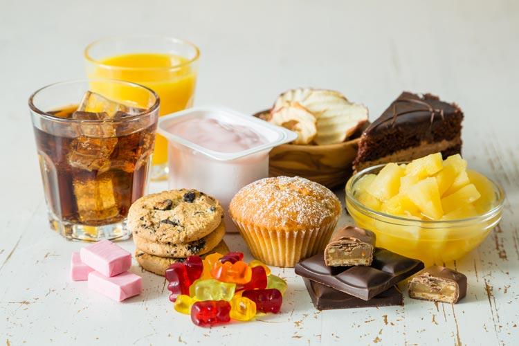 unhealthy food cravings