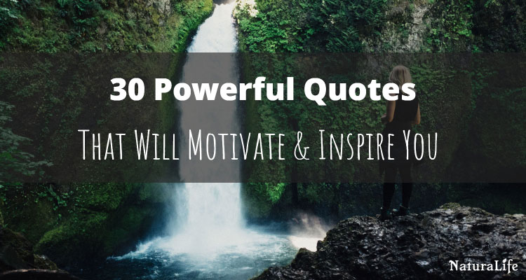 30 powerful quotes that will motivate and inspire you
