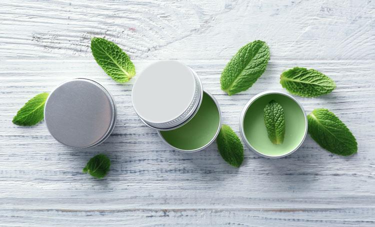 natural chemical-free homemade DIY lip balm