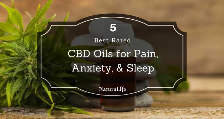 5 Best CBD oils reviewed
