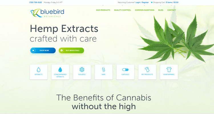 Bluebird Botanicals CBD oil reviewed