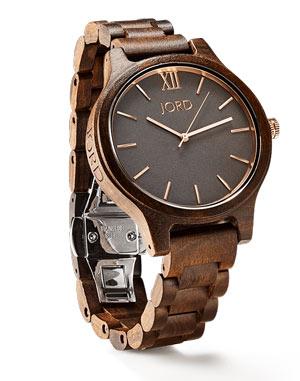 Wood Watch made by JORD - Frankie Series