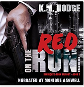 Red on the Run Cover
