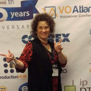 Monique Bagwell Photo at VOA2017
