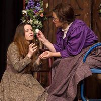 As Anne Sullivan in Miracle Worker