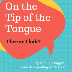 Tip of the Tongue Article Logo