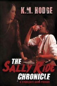 Sally Ride Chronicle Book Cover