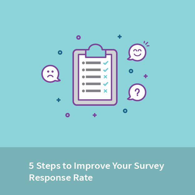5 Steps to Improve Your Survey Response Rate