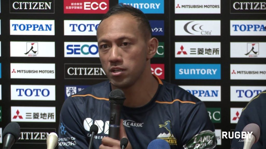 2018 Super Rugby Round Two: Brumbies press conference