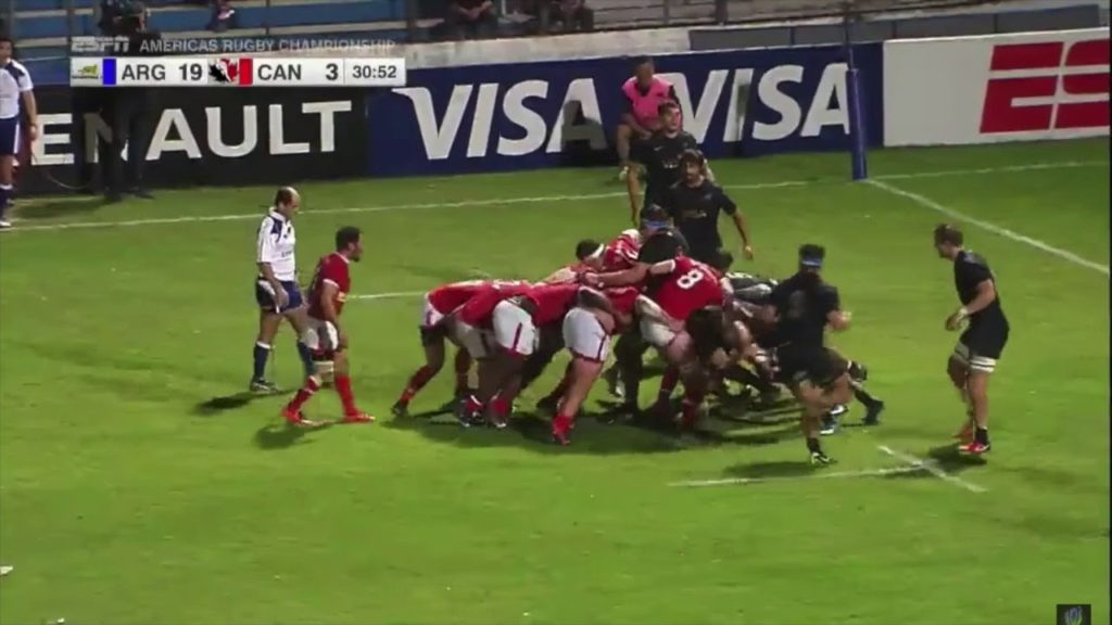 ARC Round 4: Canada vs. Argentina XV Highlights