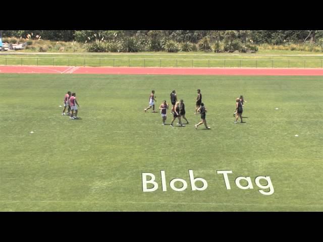 Blob Tag