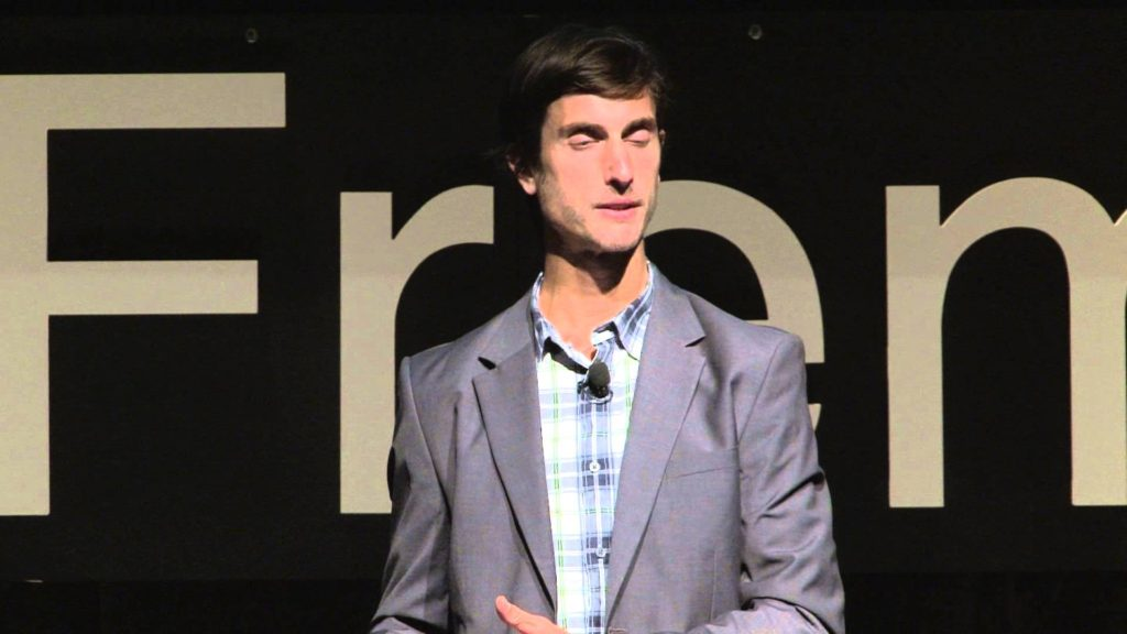 Find your athletic edge: Brendan Brazier at TEDxFremont